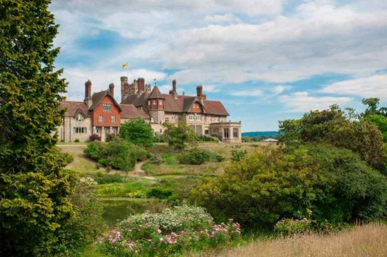 Stay and Play at Cowdray: A Luxurious British Country Estate