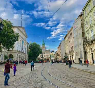What to See in Lviv, Ukraine: The Pearl of Europe