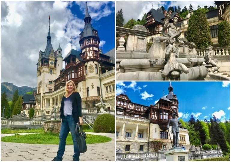 Peles Castle photo by Carmen's Luxury Travel