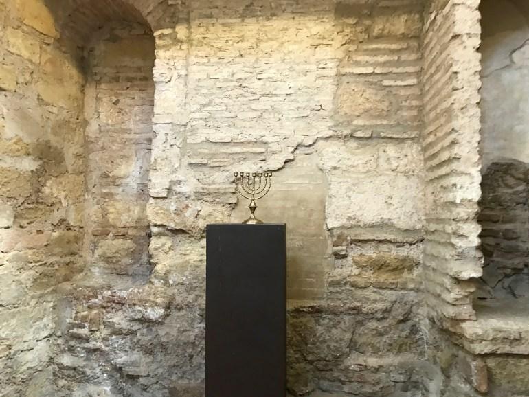 The SynagogueCordoba Spain