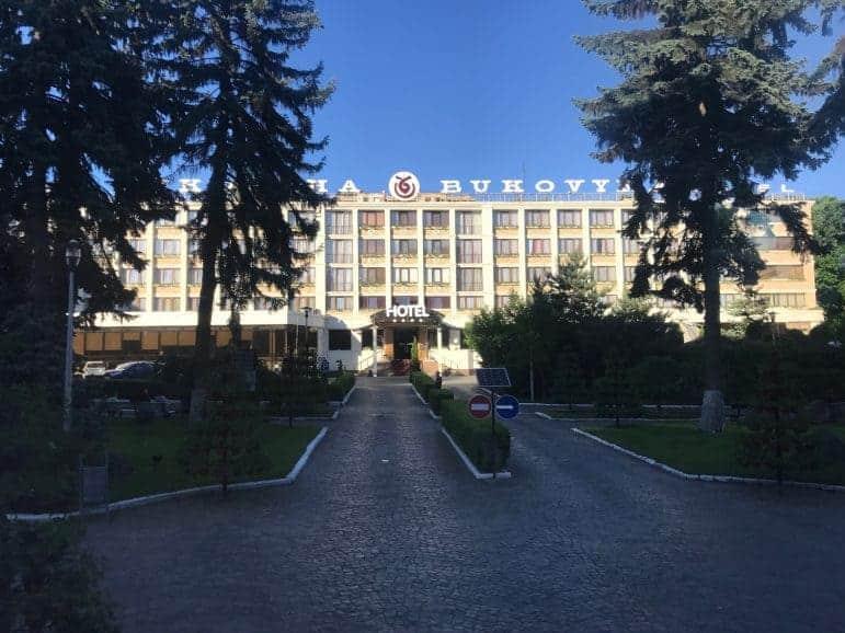 Bukovyna Hotel Chernivtsi
