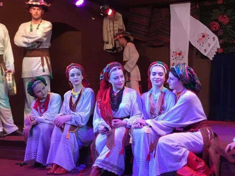 Ukrainian Folk Group Gerdan