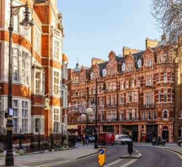 The Best Bites in Mayfair