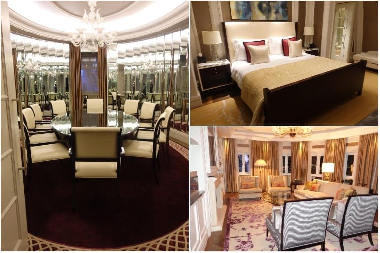 The Royal Penthouse Suite - Corinthia Hotel London