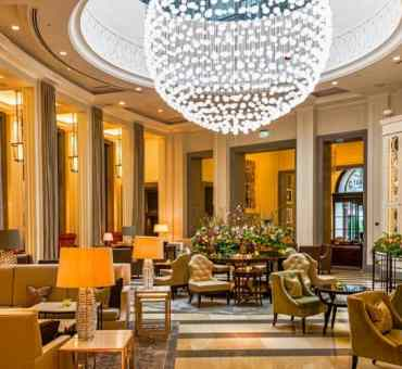 The Corinthia Hotel, London: A Luxurious Stay in the Heart of the City