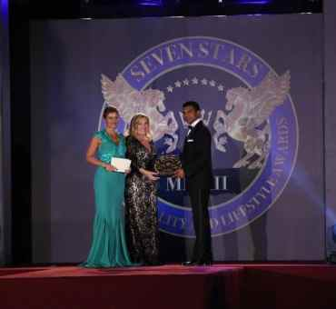 The 2018 Seven Stars Luxury Hospitality and Lifestyle Awards Celebrated in Athens, Greece