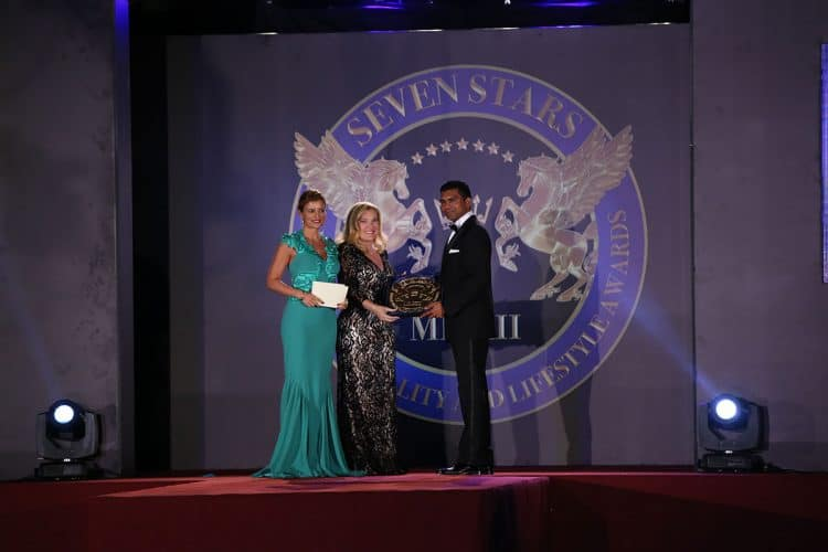 The Seven Stars Luxury Hospitality and Lifestyle Awards Celebrated in Athens, Greece
