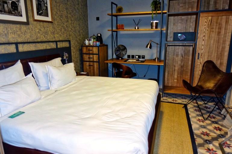 Comfort Quad Room at The Saint John