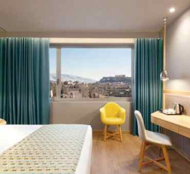 Finding Affordable Luxury at the Wyndham Grand Hotel in Athens, Greece
