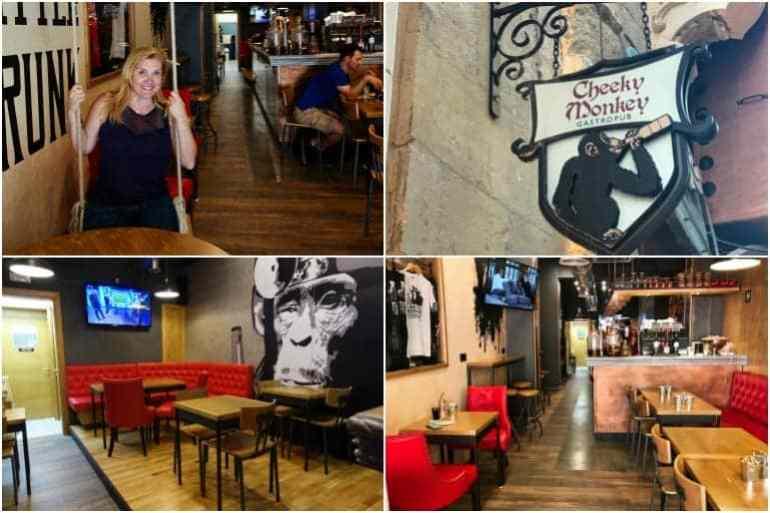 The Cheeky Monkey Restaurant Malta