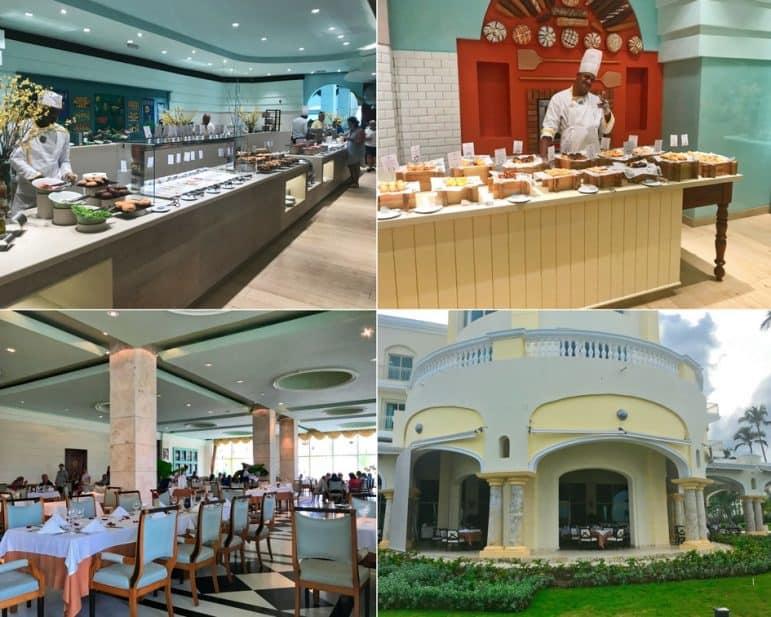Bella Vista Restaurant Breakfast Buffet - Iberostar Grand Hotel Bavaro