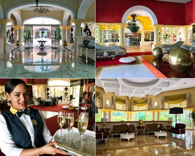 Iberostar Grand Hotel Bavaro Punta Cana - Lobby Reception Area