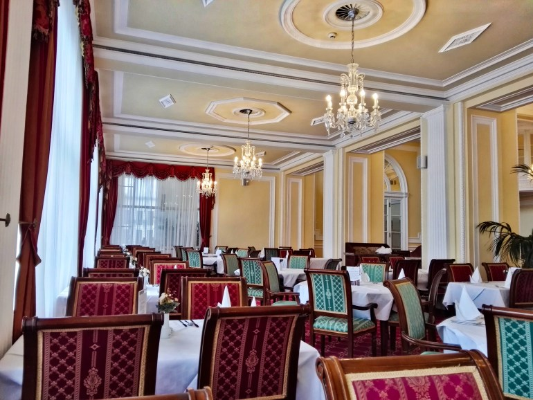 Restaurant Prague - Hotel Imperial