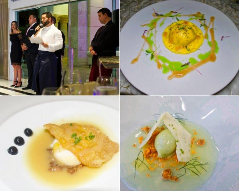 Iberostar Chef on Tour Dinner - Iberostar Grand Hotel Bavaro