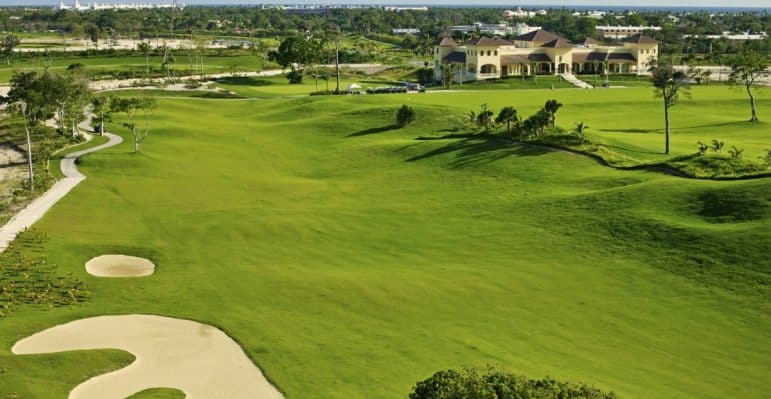 Golf Course - Image Iberostar Grand Hotel Bavaro