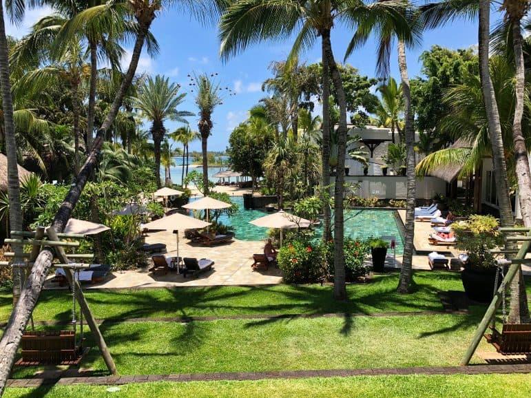 Shangri-La Le Touessrok Resort & Spa Property