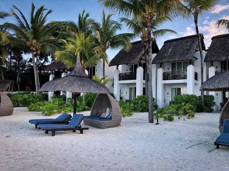 Shangri-La Le Touessrok Resort & Spa Beach Front Villas