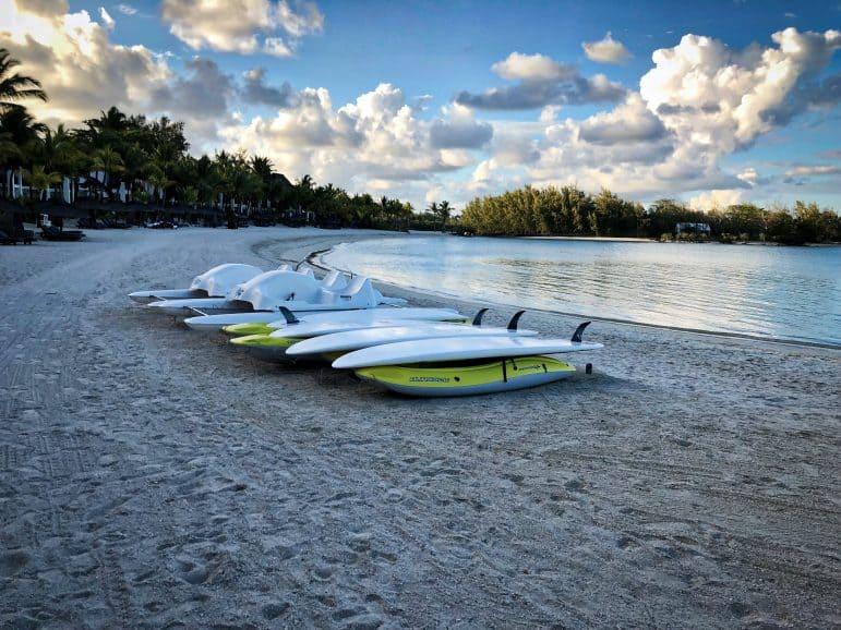 Shangri-La's Le Touessrok Resort & Spa Mauritius Water Sports