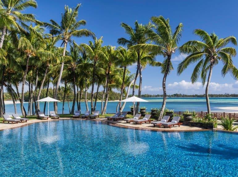 The Main Pool Photo Shangri-La's Le Touessrok Resort & Spa Mauritius