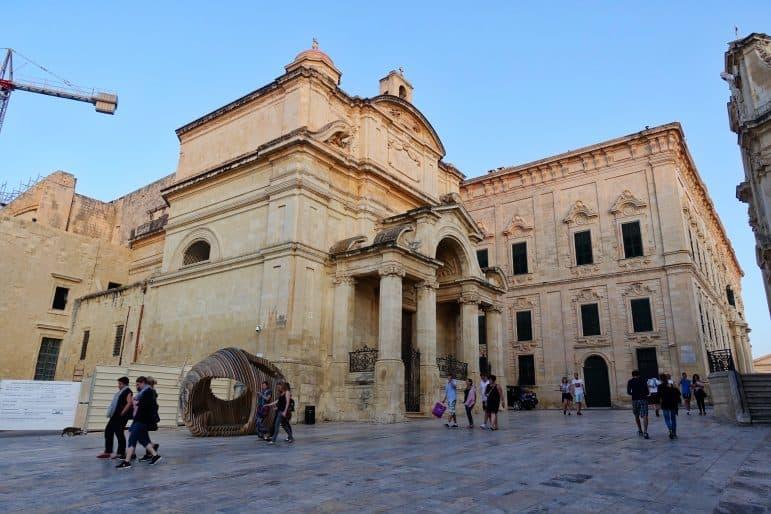 St. Catherine's Church Valletta - Malta