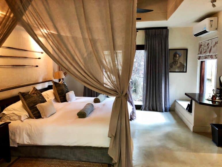 Sabi Sabi Bush Lounge Accommodations