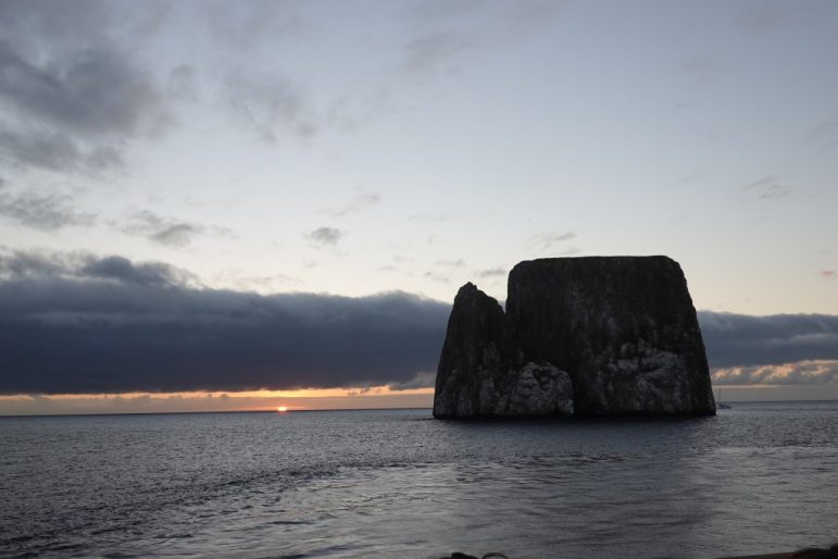 Sunsets in the Galapagos Islands