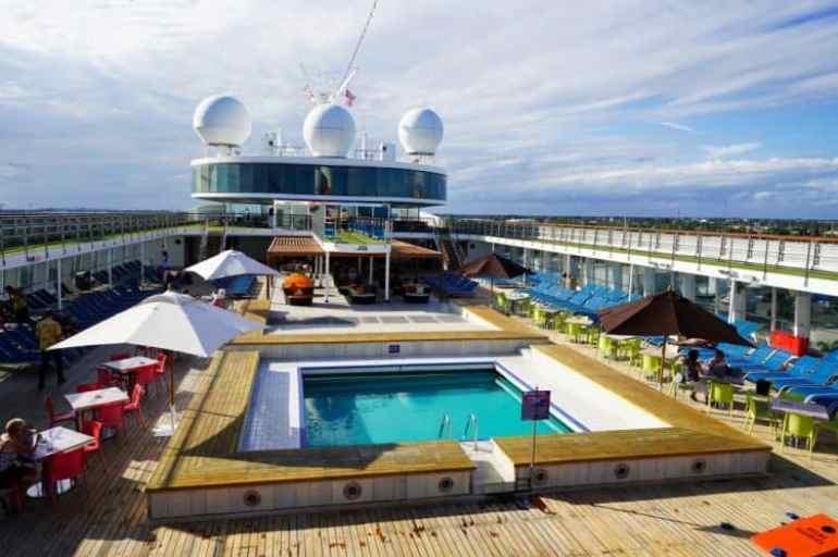 Enjoying Bahamas Paradise Cruise Line On Board The Grand Classica