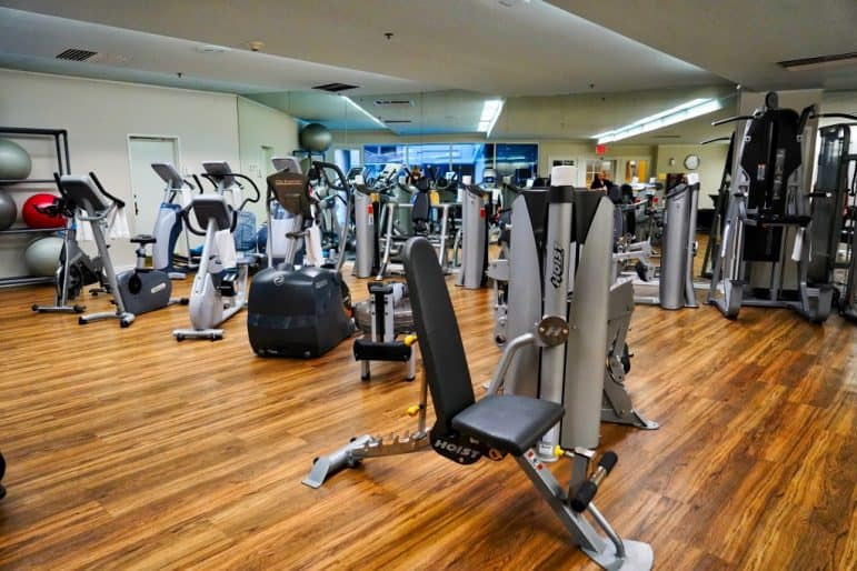 Fitness Center - Windsor Court Hotel, New Orleans
