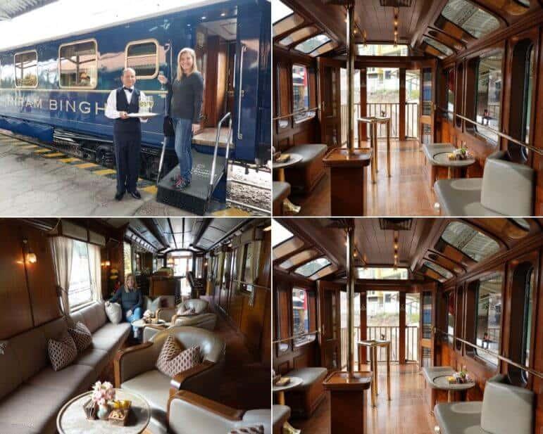 Belmond Hiram Bingham Luxury Train