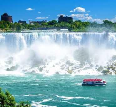 5 Ways to See Niagara Falls in Style