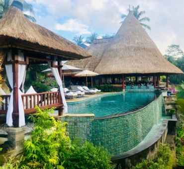 Ultimate Romantic Getaway in Ubud - Viceroy Bali Resort