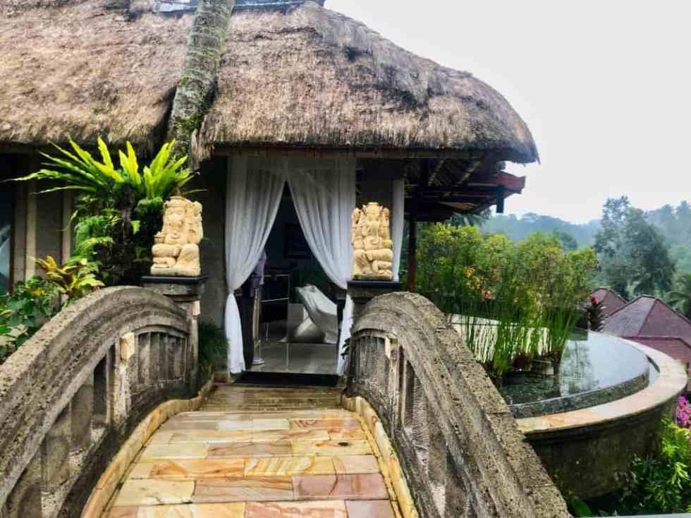 The Lembah Bali Spa at the Viceroy Bali