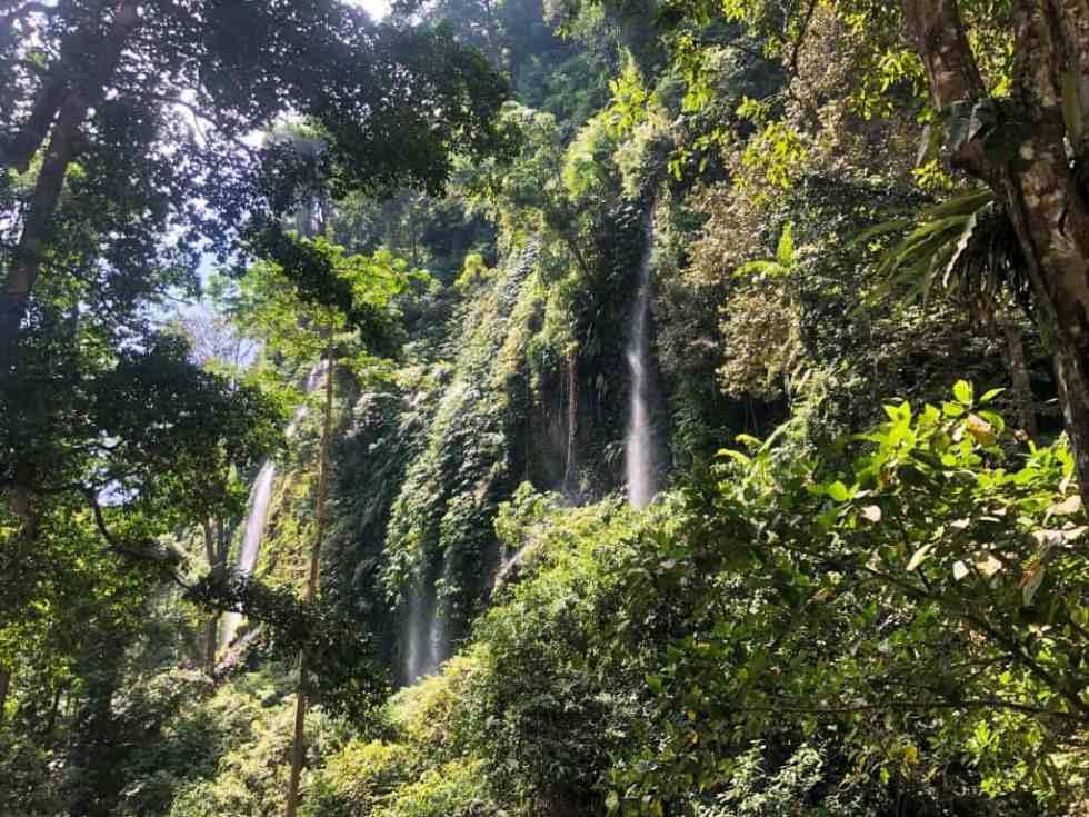 Sendang Gile and Tiu Kelep Waterfall Lombok