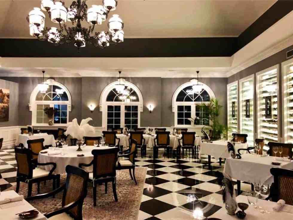 Dining Area - Aperitif Restaurant & Bar, Ubud