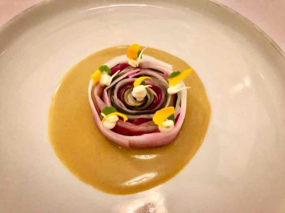 Karedok Dish at Aperitif