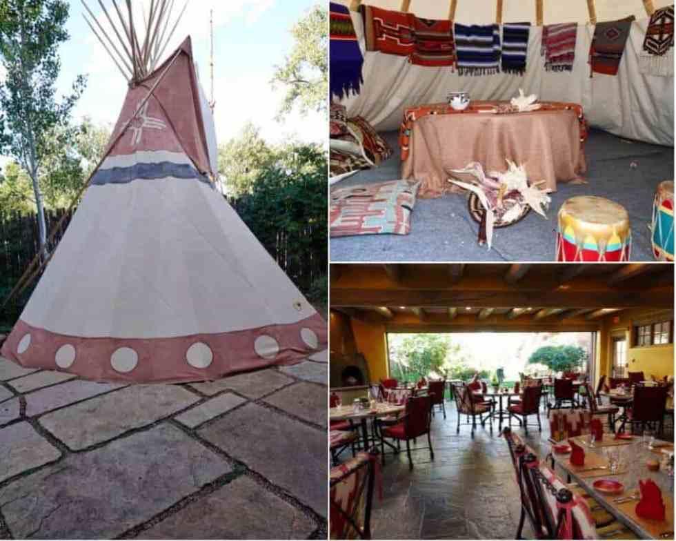 Amaya Restaurant - Hotel Santa Fe, New Mexico