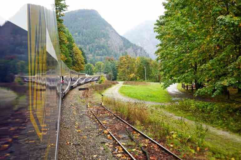 Luxury Train Travel Through the Canadian Rockies with Rocky Mountaineer