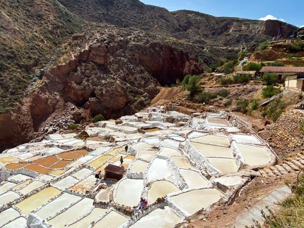 Mara Salt Mines, Peru