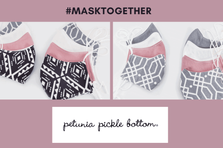 #MASKTOGETHER and Do Good with these Stylish Looks