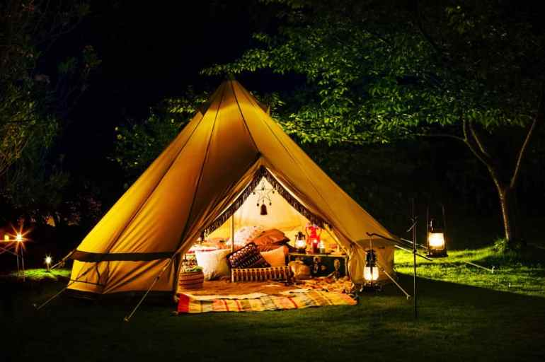 5 Ways To Experience The Best Camping Trip