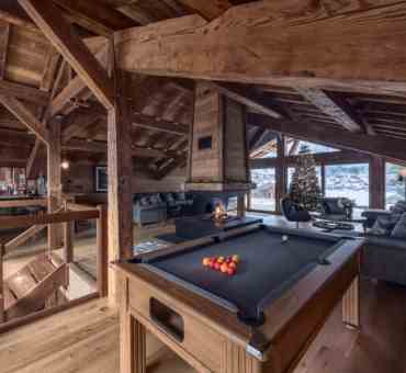 Top 10 Luxury Ski Chalets for Christmas