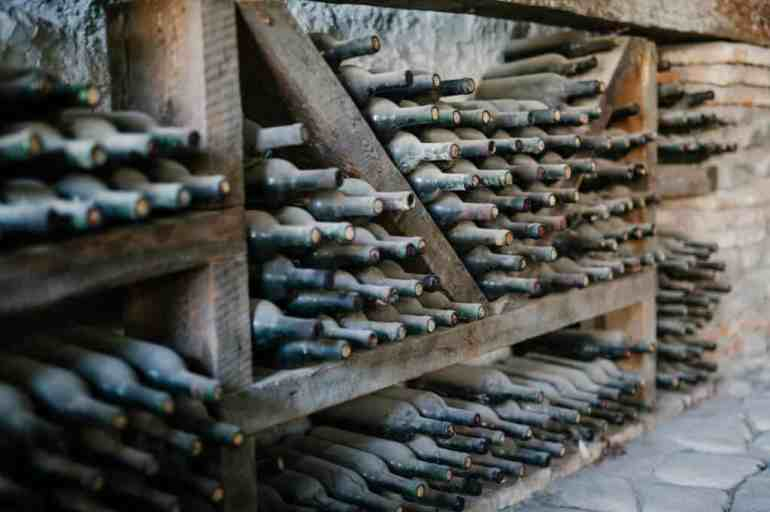 The Top Four Oldest Remaining Wines In The World