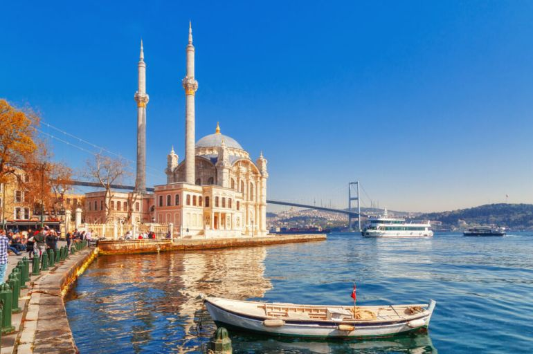 Top 3 Unique & Luxurious Hotels in Istanbul