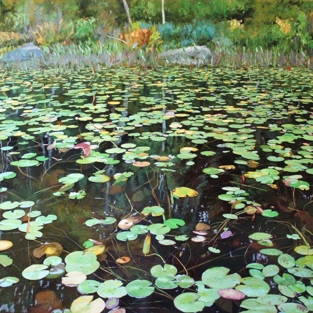 Lees Pond – Commission