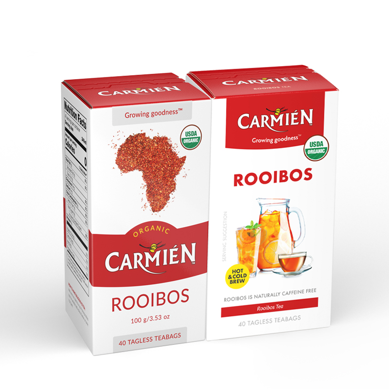 Organic Rooibos Tea 80 Count