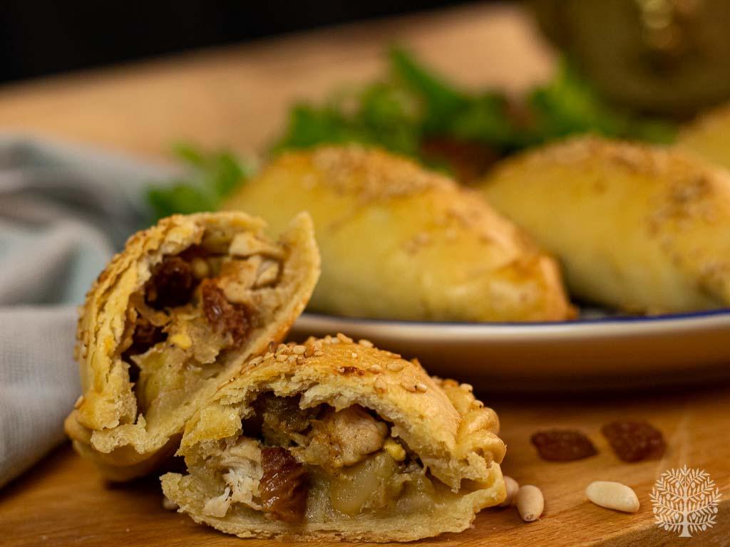 Burekitas o empanadillas sefardíes