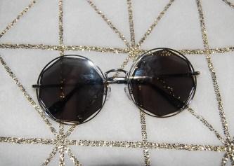 Wire Circle Sunglasses / £3.00