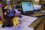 Minecraft Mascots