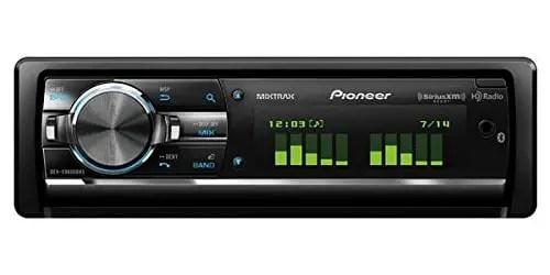Pioneer DEHX9600BHS