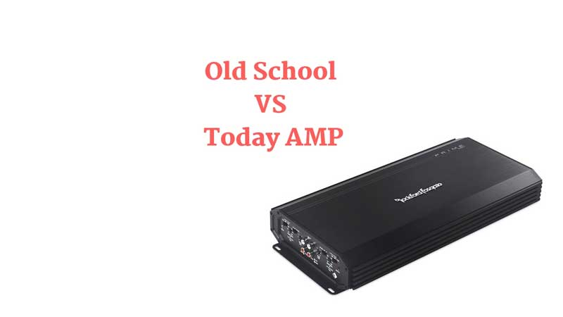 Old School 90's/2000s AMPs VS Todays AMP for Quality